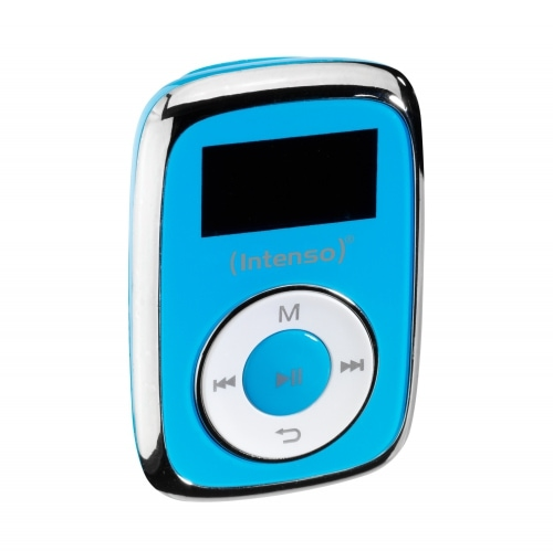 Intenso Music Mover MP3-Player 1'' LCD Display 8GB USB 2.0 für 25,96 Euro