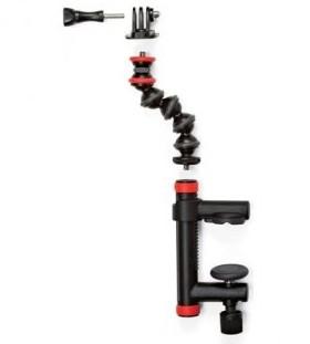 Joby Action Clamp + Gorillapod Arm flexible Halterung für Action Cams für 26,46 Euro