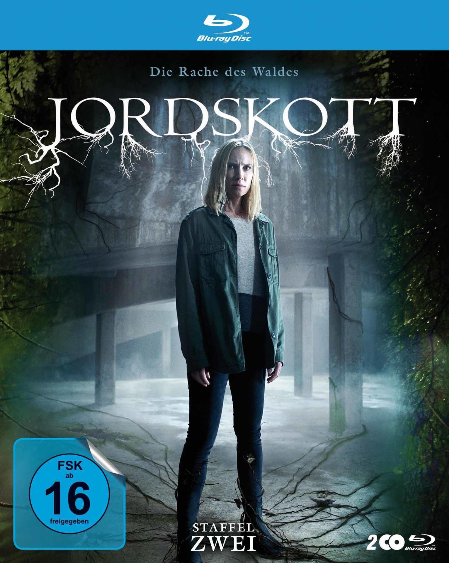 Jordskott - Die Rache des Waldes: Staffel 2 - 2 Disc Bluray (BLU-RAY) für 27,46 Euro