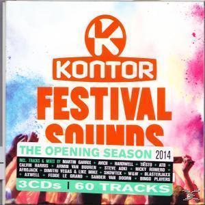 Kontor Festival Sounds-The Opening Season 2014 (VARIOUS) für 19,46 Euro