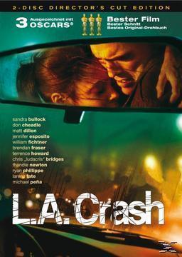 L.A. Crash Director's Cut (DVD) für 18,96 Euro