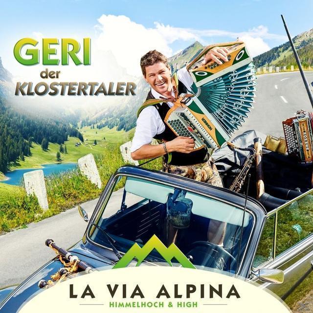 La Via Alpina (Geri Der Klostertaler) für 15,96 Euro