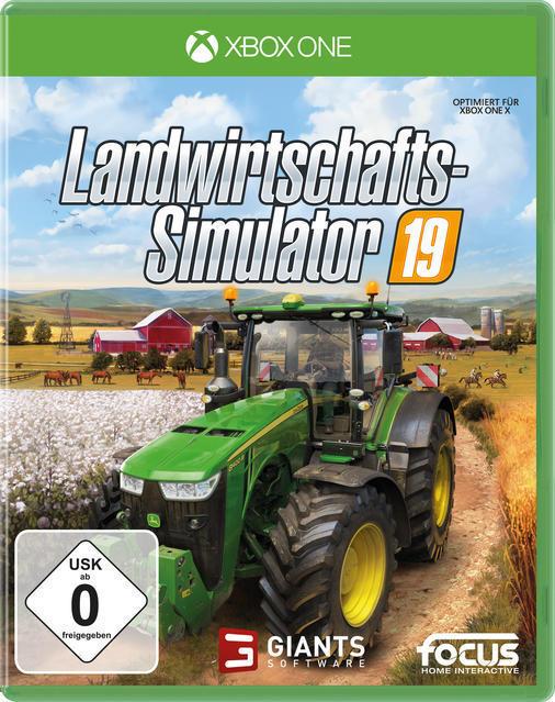 Landwirtschafts-Simulator 19 (Xbox One) für 35,96 Euro