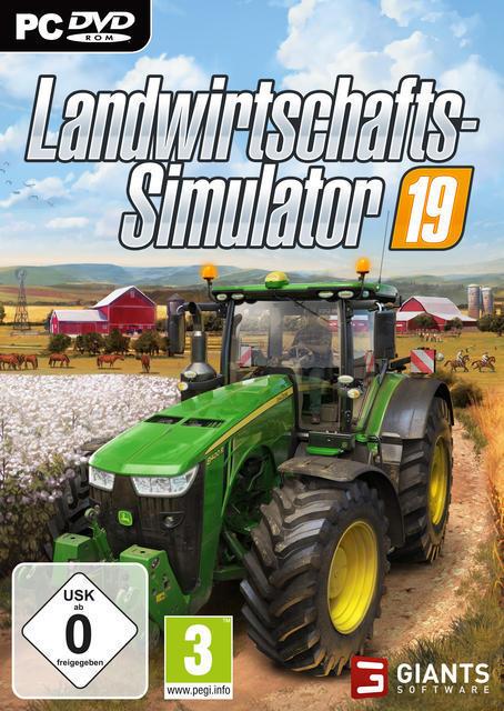 Landwirtschafts-Simulator 19 (PC) für 23,46 Euro