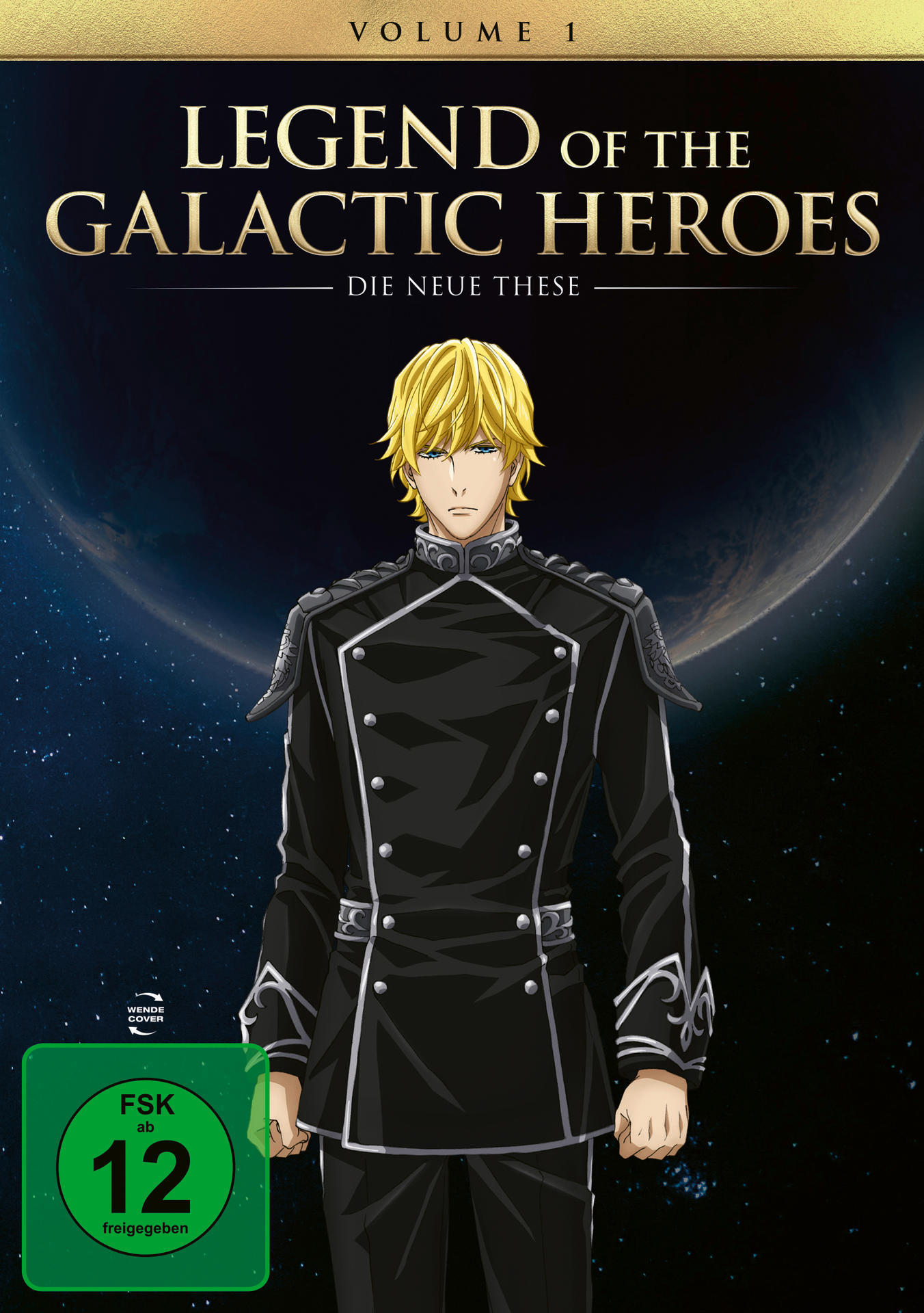 Legend of the Galactic Heroes: Die Neue These - Vol. 1 (DVD) für 26,96 Euro