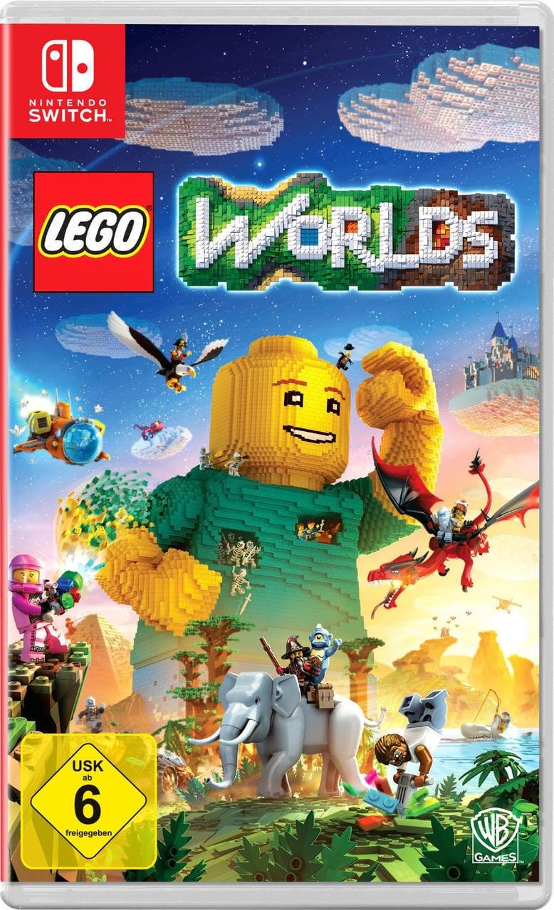 LEGO Worlds (Nintendo Switch) für 29,46 Euro