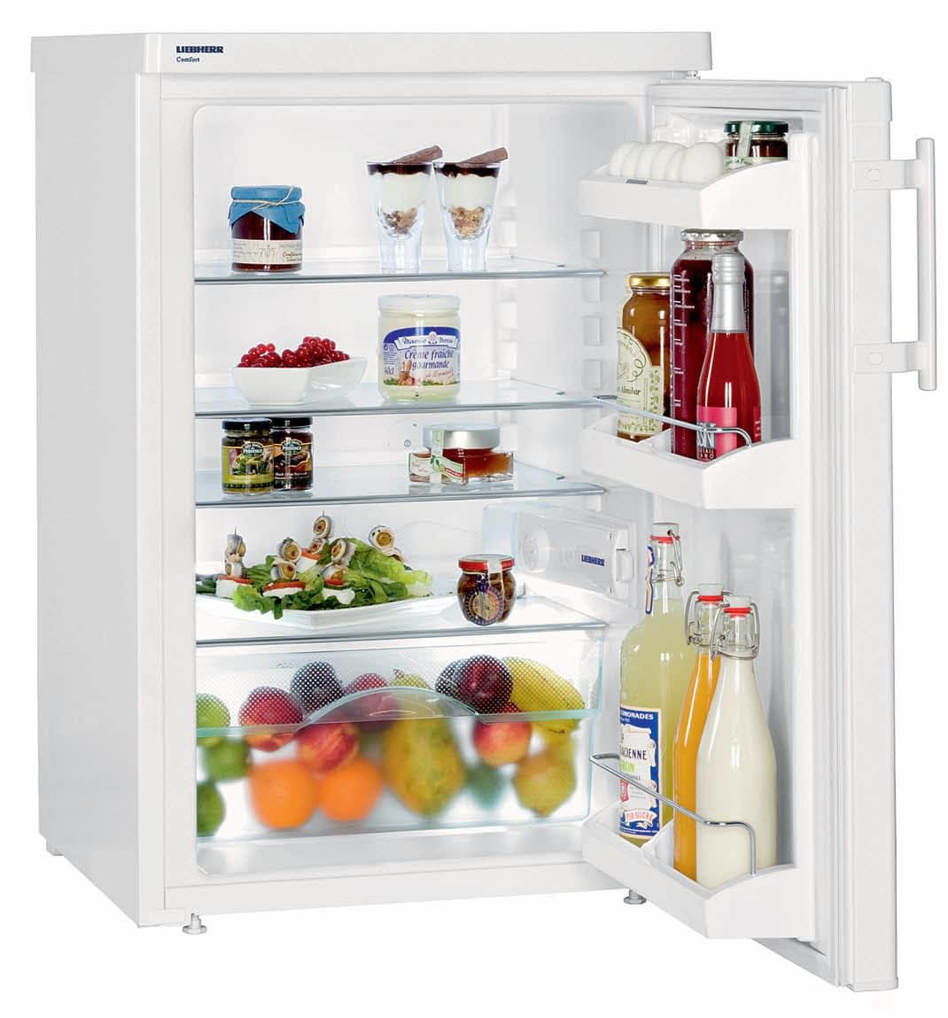Liebherr TP 1410-21 Comfort Kühlschrank 138l A++ 93 kWh/Jahr SN-ST für 353,00 Euro