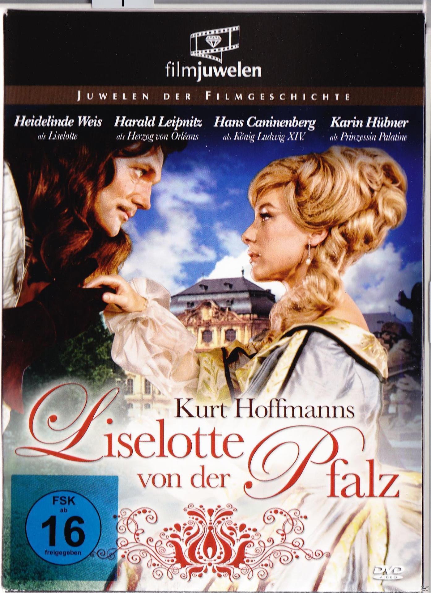Liselotte von der Pfalz (DVD) für 17,96 Euro