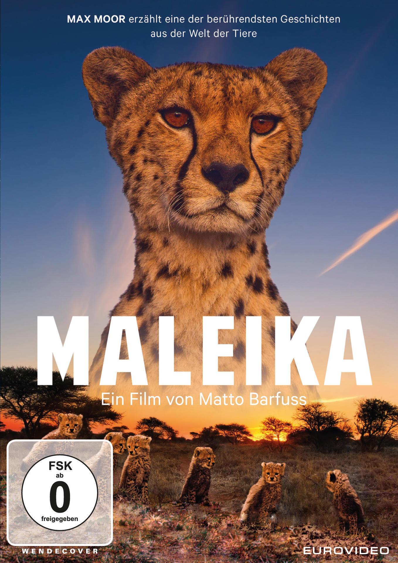 Maleika (DVD) für 20,46 Euro
