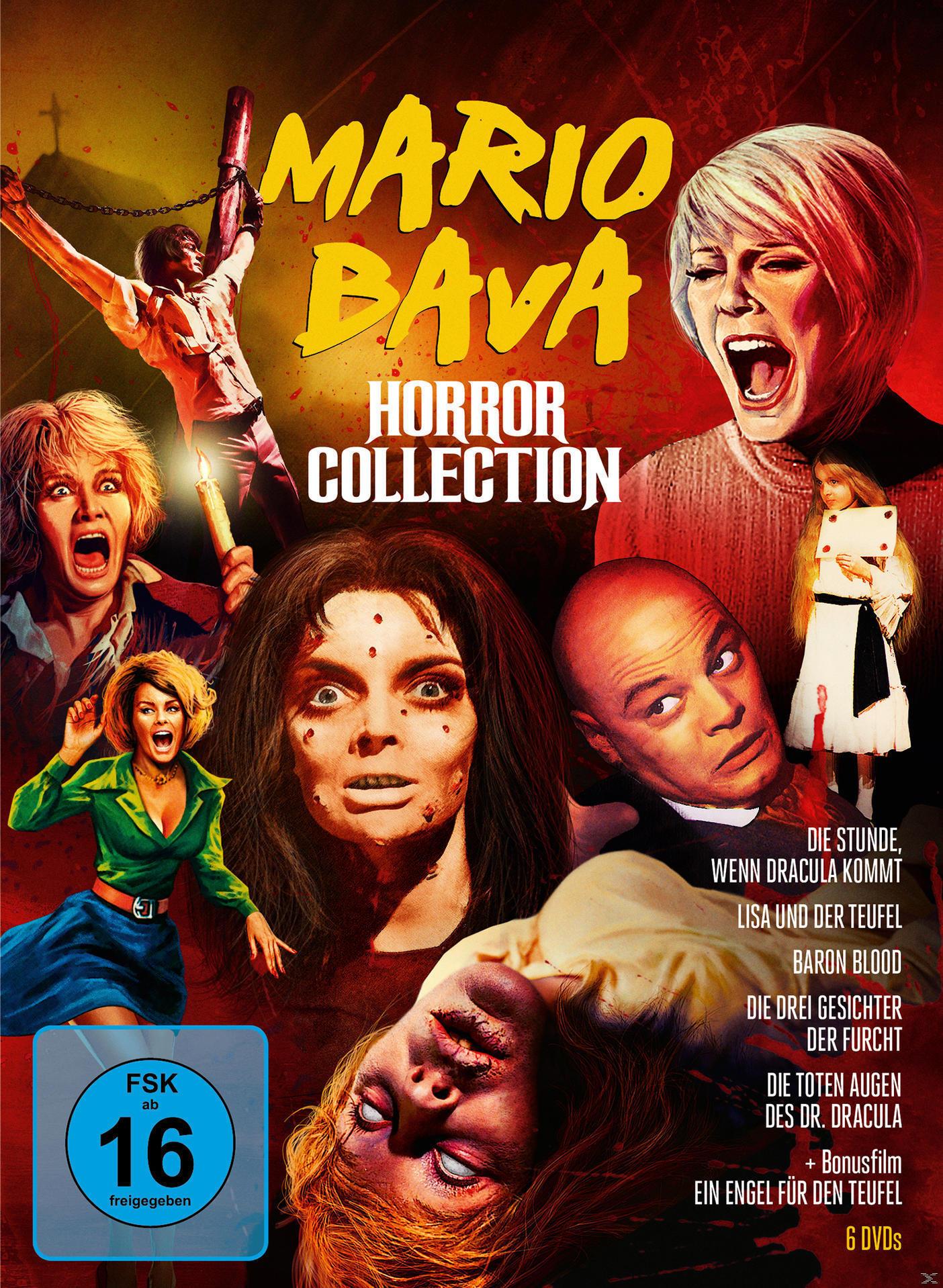 Mario Bava Horror Collection DVD-Box (DVD) für 52,96 Euro