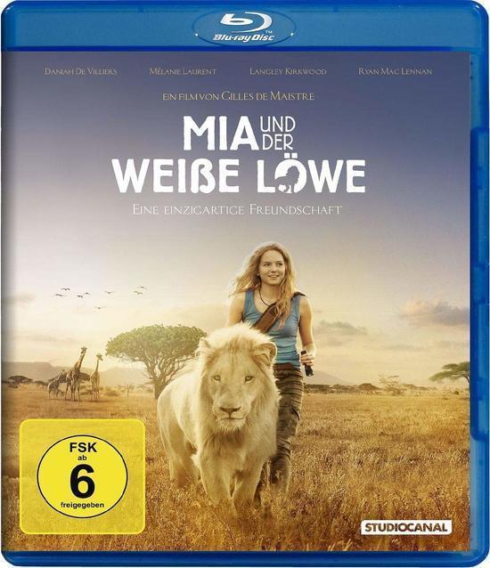 Mia und der weiße Löwe (BLU-RAY) für 16,46 Euro