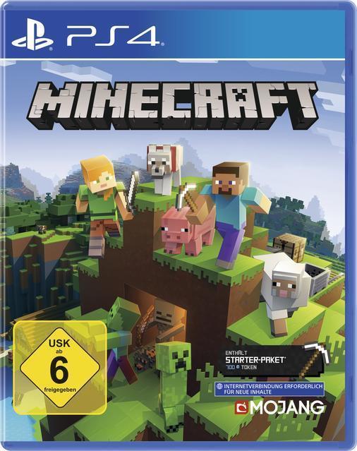 Minecraft (PlayStation 4) für 41,46 Euro
