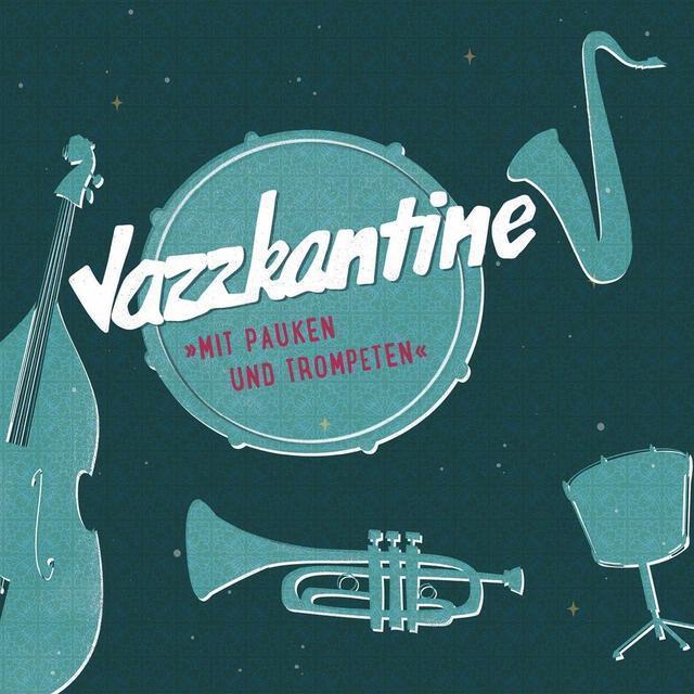 Mit Pauken und Trompeten (Jazzkantine) für 18,96 Euro