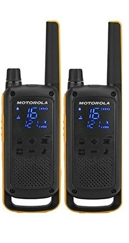 Motorola Talkabout T82 Extreme Twin Pack für 100,96 Euro