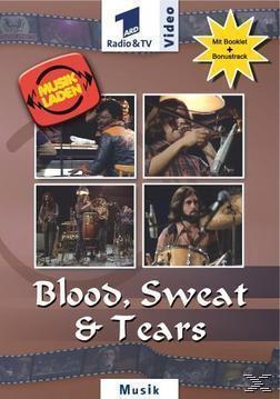 Musikladen: Blood, Sweat & Tears (DVD) für 22,96 Euro