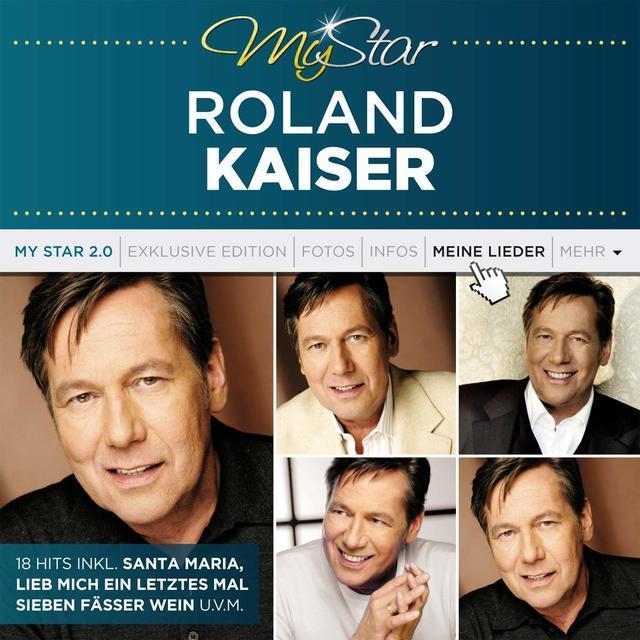 My Star (Roland Kaiser) für 15,46 Euro