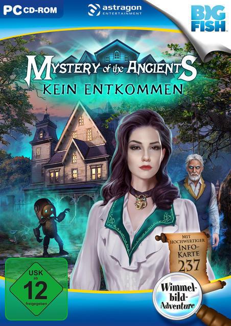 Mystery of the Ancients: Kein Entkommen (PC) für 16,46 Euro