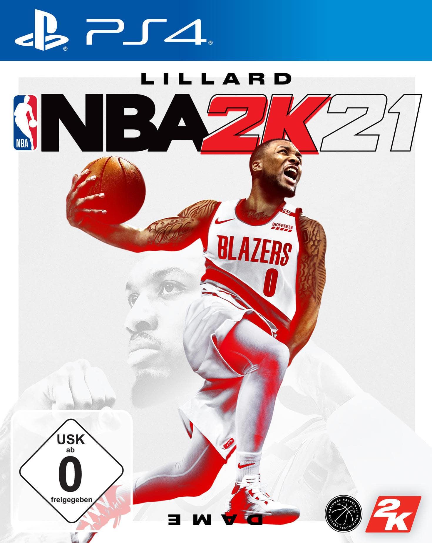 NBA 2K21 (PlayStation 4) für 61,96 Euro