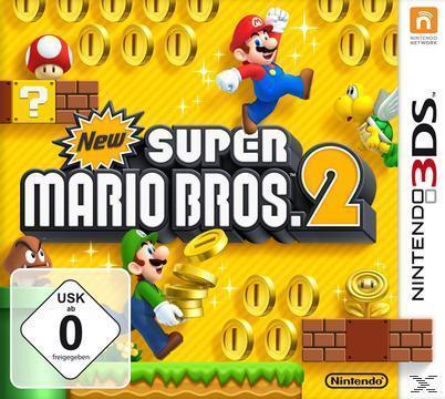 New Super Mario Bros. 2 (Nintendo 3DS) für 39,46 Euro