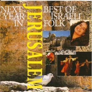 Next Year In Jerusalem - Best Of Israeli Folk (VARIOUS) für 20,46 Euro