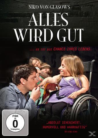 Niko von Glasows ALLES WIRD GUT (DVD) für 19,46 Euro