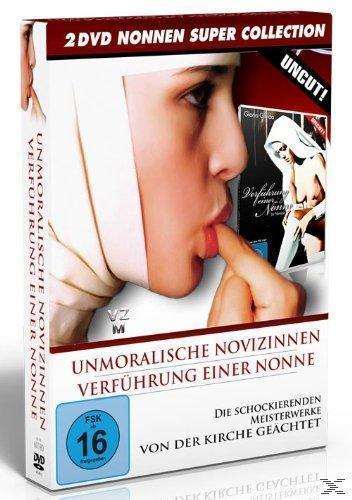 Nonnen - Collection (Unmoralische Novizinnen - Verführung einer Nonne) (DVD) für 19,46 Euro
