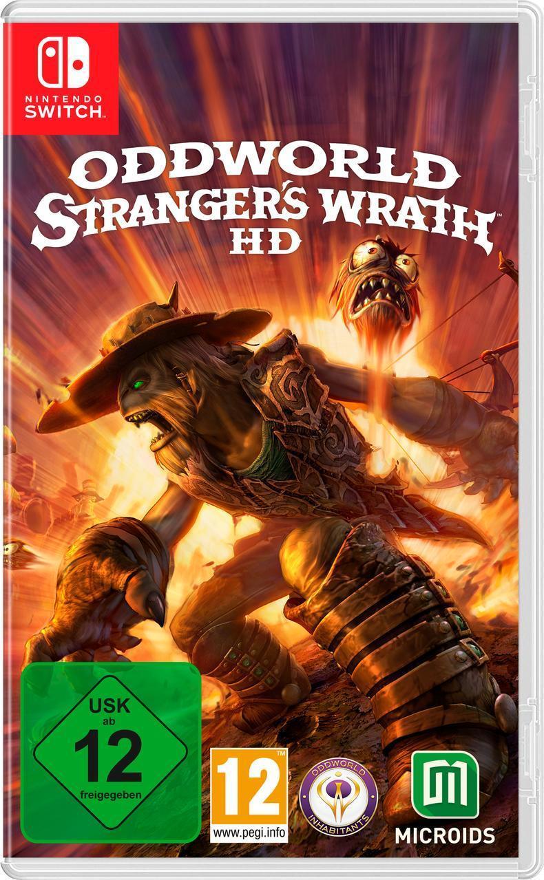 Oddworld Stranger's Wrath HD (Nintendo Switch) für 31,46 Euro