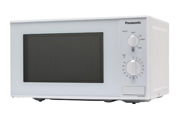 Panasonic NN-E201W Mikrowelle 800W 20l 5 Stufen 25,5 cm für 71,96 Euro