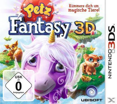 Petz: Fantasy 3D (Nintendo 3DS) für 30,46 Euro