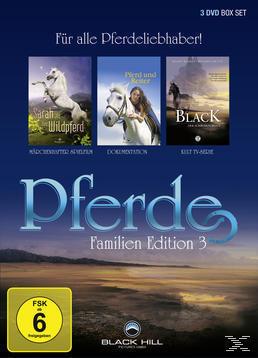 Pferde - Familien Edition 3 (DVD) für 17,46 Euro