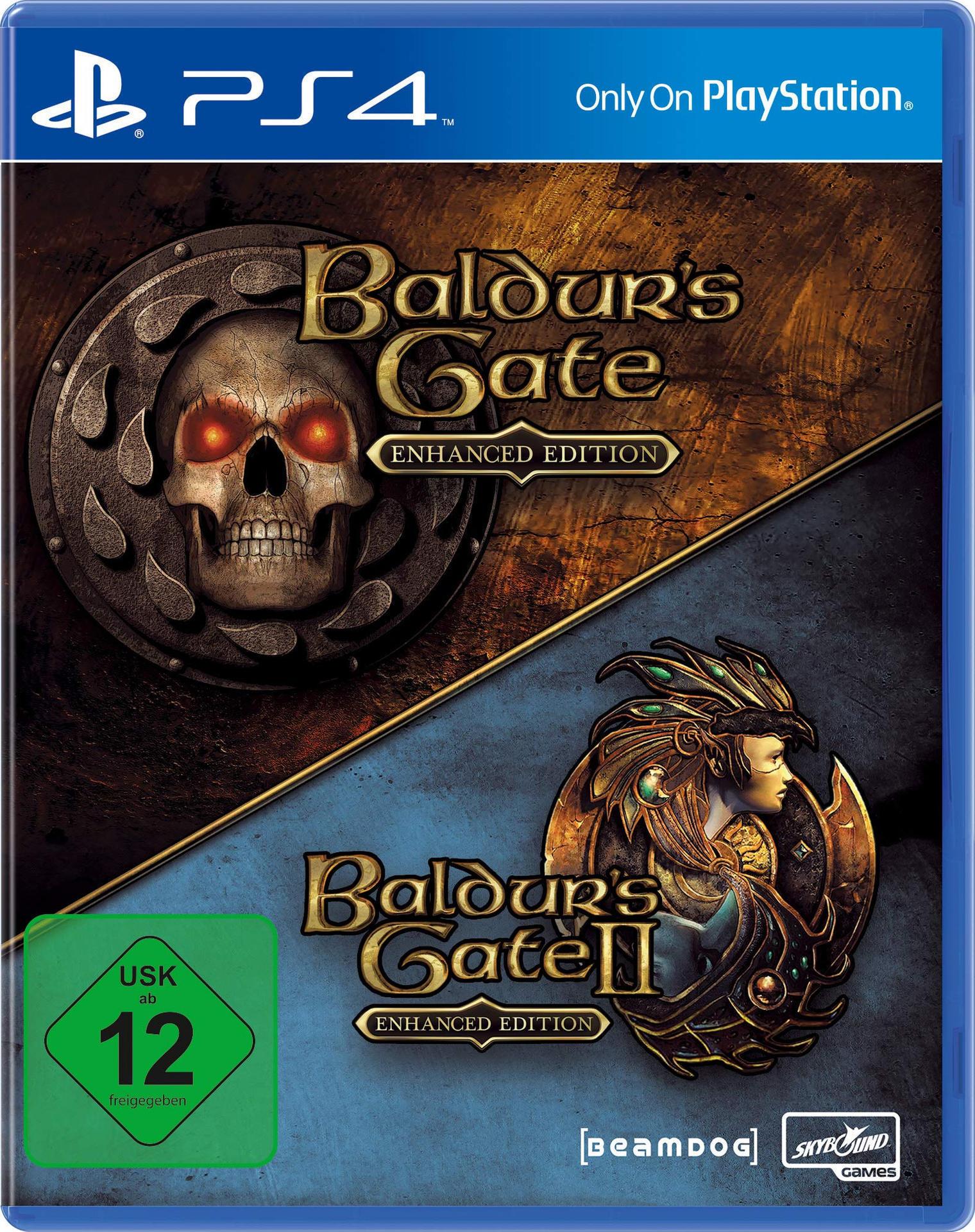 Planescape: Torment & Icewind Dale Enhanced Edition (PlayStation 4) für 28,96 Euro