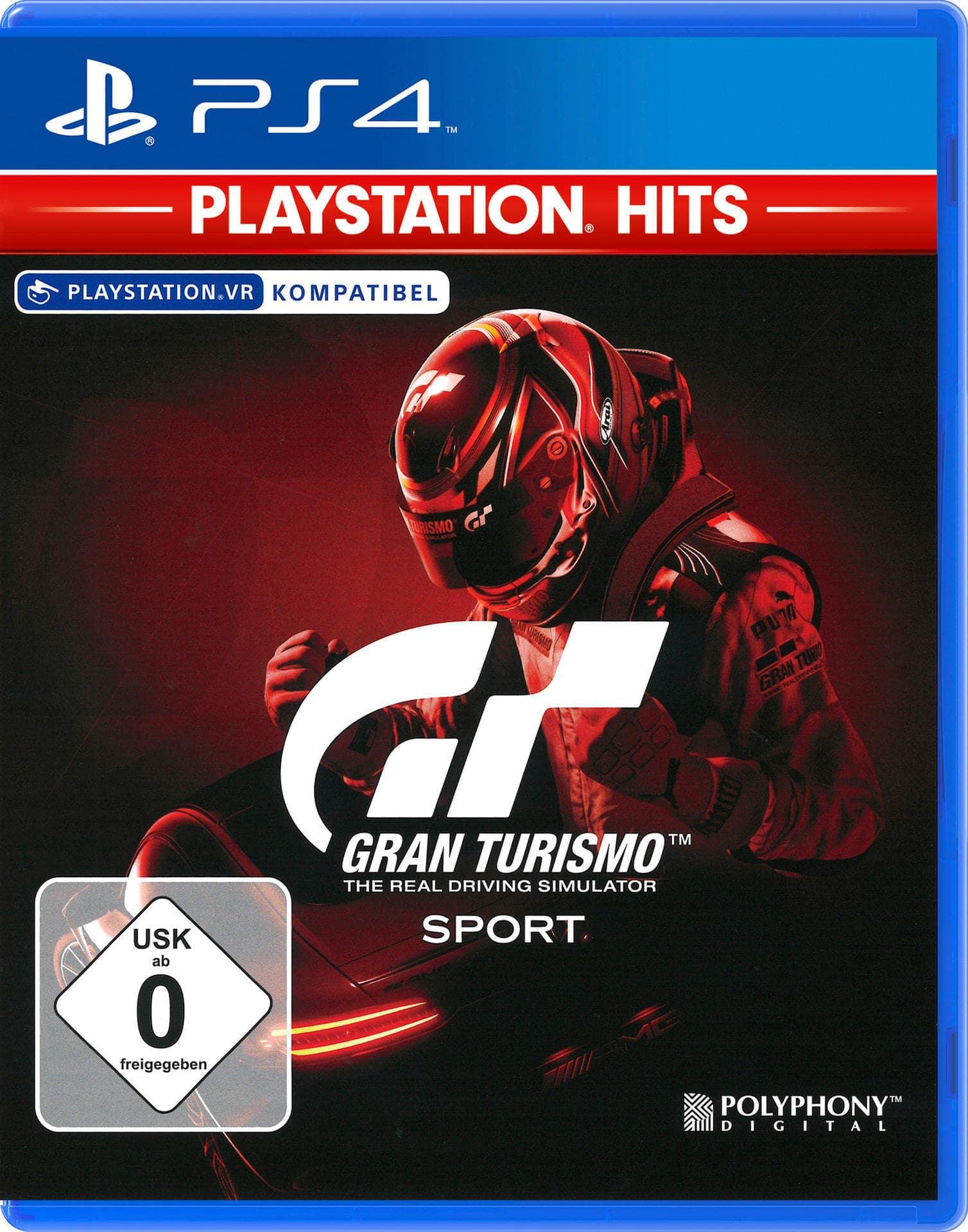 ak tronic PlayStation Hits: Gran Turismo Sport (PlayStation 4) 26635