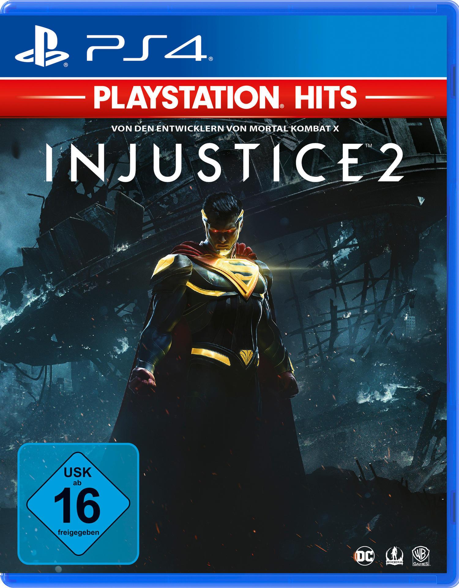 ak tronic PlayStation Hits: Injustice 2 (PlayStation 4) 26645