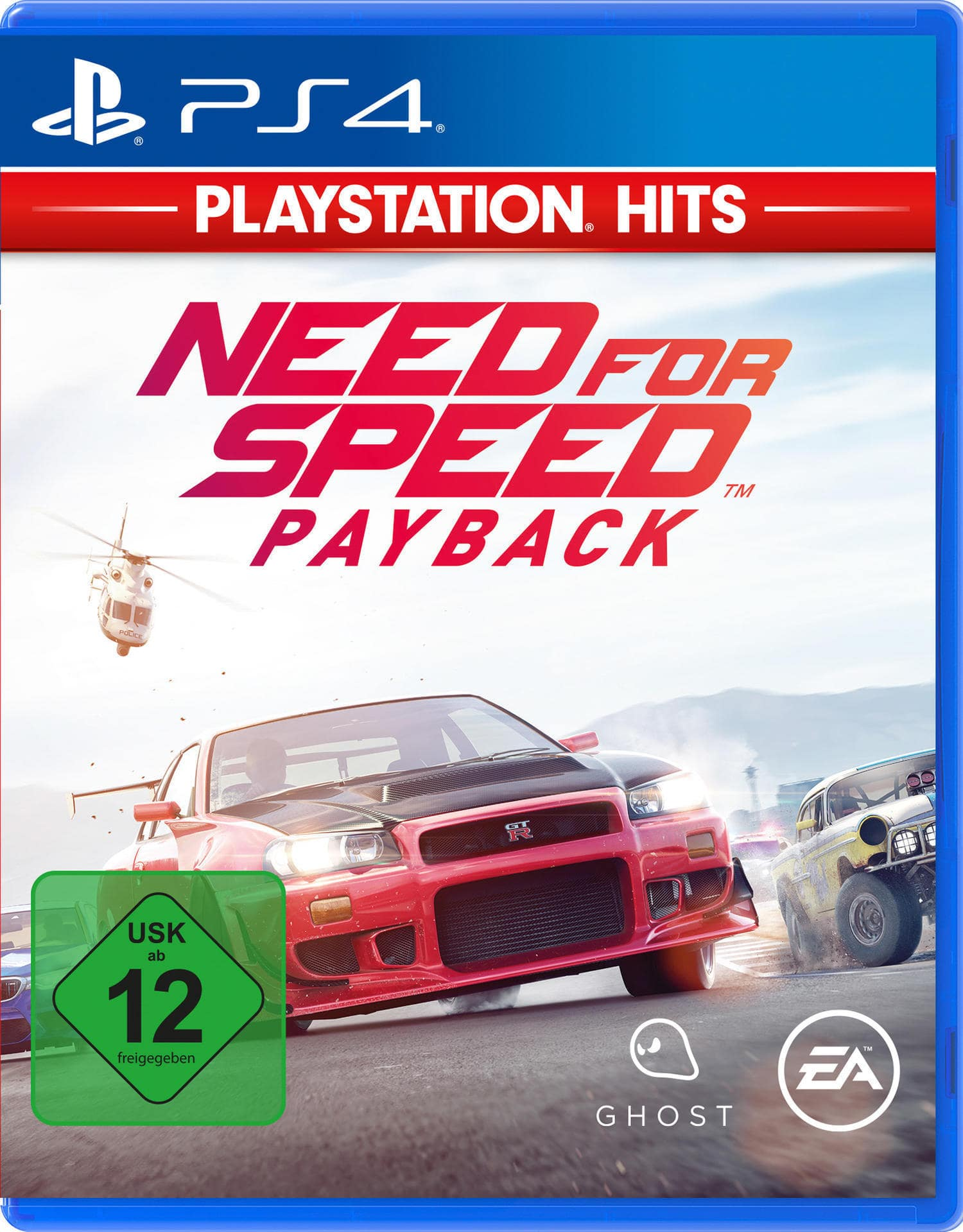 ak tronic PlayStation Hits: Need for Speed Payback (PlayStation 4) 26648