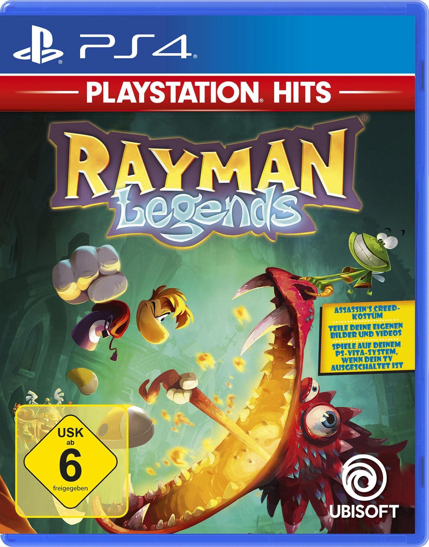 ak tronic PlayStation Hits: Rayman Legends (PlayStation 4) 26617