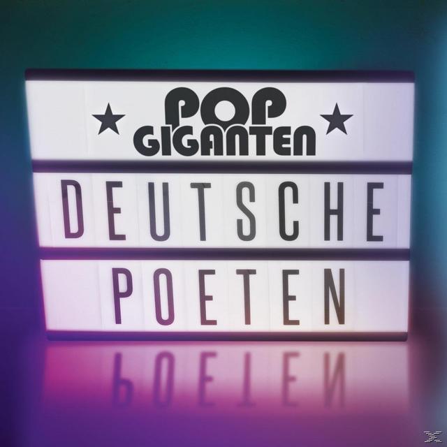 Pop Giganten-Deutsche Poeten (VARIOUS) für 25,96 Euro