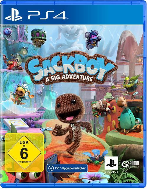 Sony Computer Entertainment Sackboy: A Big Adventure (PlayStation 4) 9820529