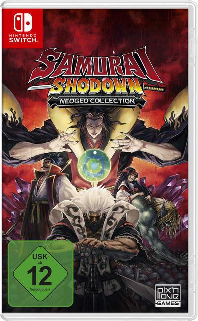 Samurai Showdown - NeoGeo Collection (Nintendo Switch) für 50,96 Euro