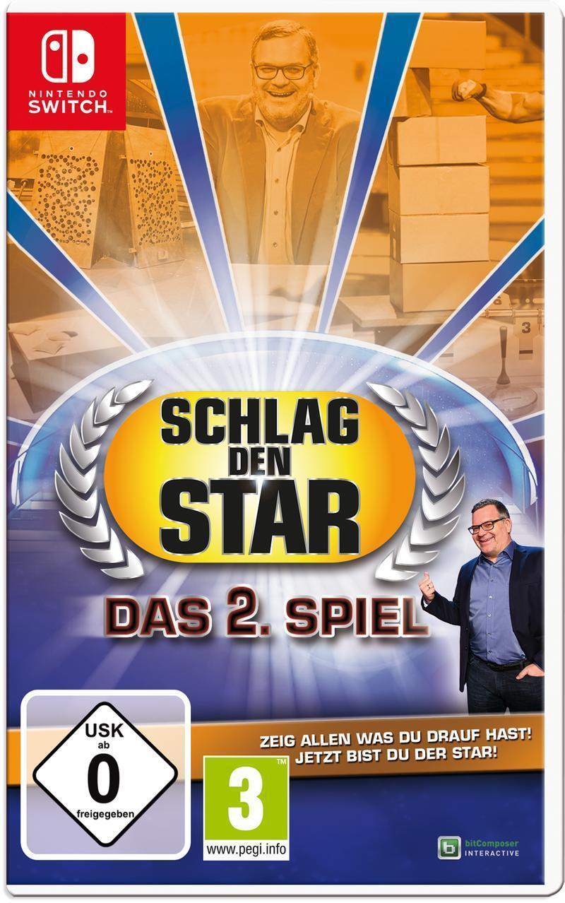 Schlag den Star - das 2. Spiel (Nintendo Switch) für 38,98 Euro