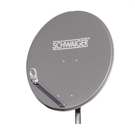 Schwaiger SPI621.1 Alu-Spiegel 62cm ohne LNB für 59,96 Euro