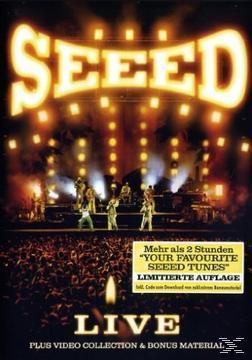 Seeed - Live (DVD) für 22,96 Euro