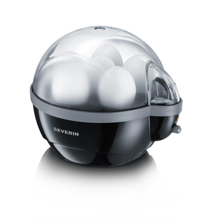 Severin EK 3056 Eierkocher 400W 1-6 Eier LED-Anzeige für 22,96 Euro