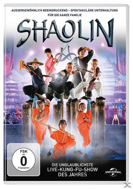 Shaolin (DVD) für 17,46 Euro