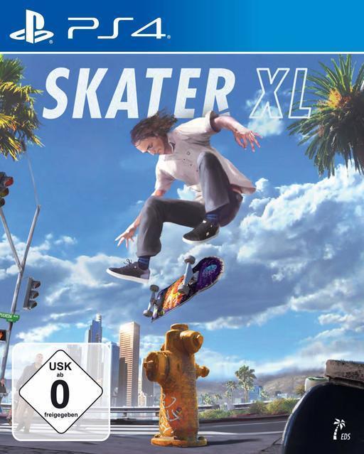 Skater XL (PlayStation 4) für 38,46 Euro