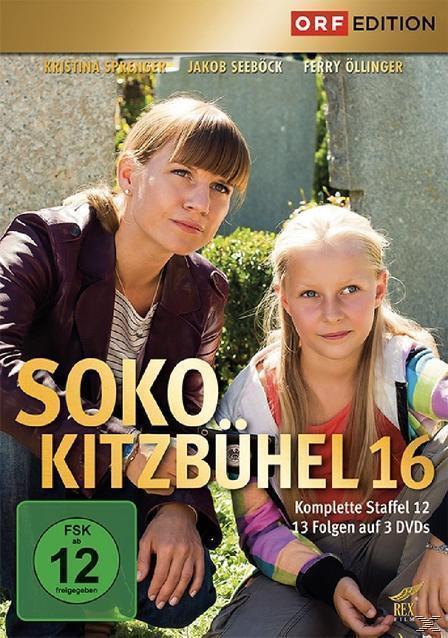 SOKO Kitzbühel 16 DVD-Box (DVD) für 17,46 Euro