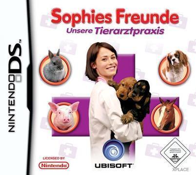 Sophies Freunde - Unsere Tierarztpraxis (Nintendo DS) für 20,46 Euro