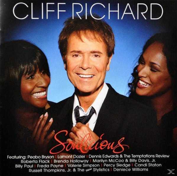 Soulicious - The Soul Album (Cliff Richard) für 17,46 Euro