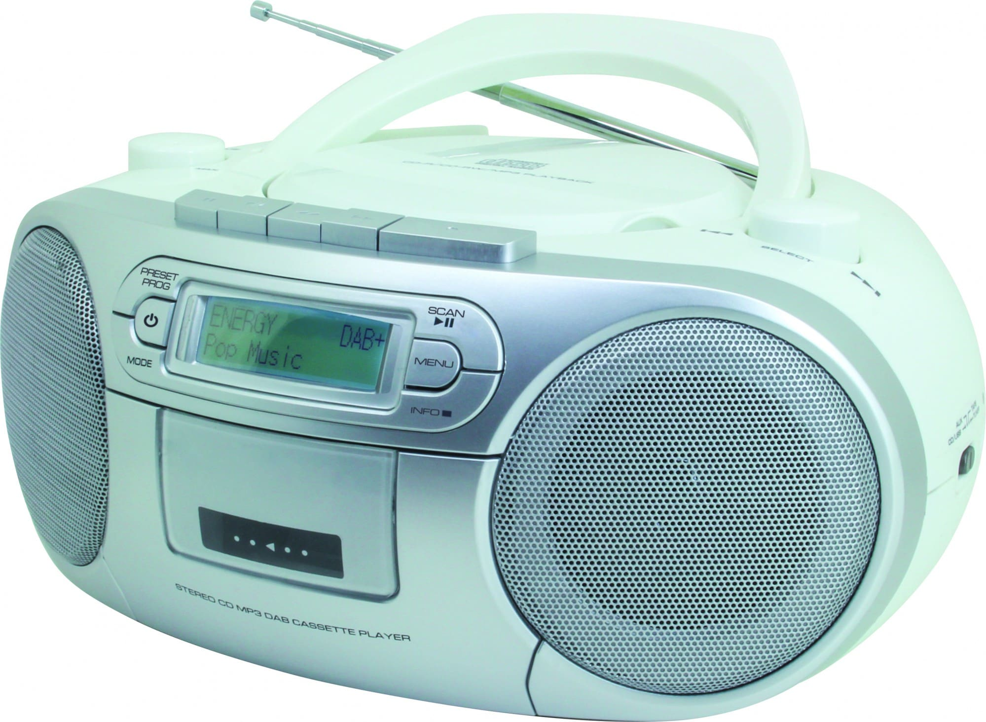 Soundmaster SCD7900WE CD Payer DAB+,FM Radio für 80,96 Euro