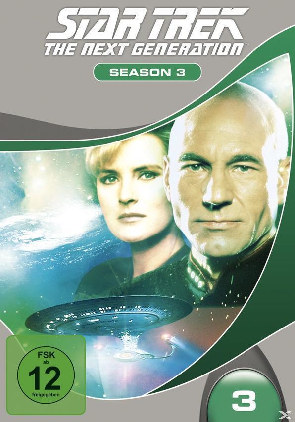 Star Trek - Next Generation Staffel 3 DVD-Box (DVD) für 18,96 Euro