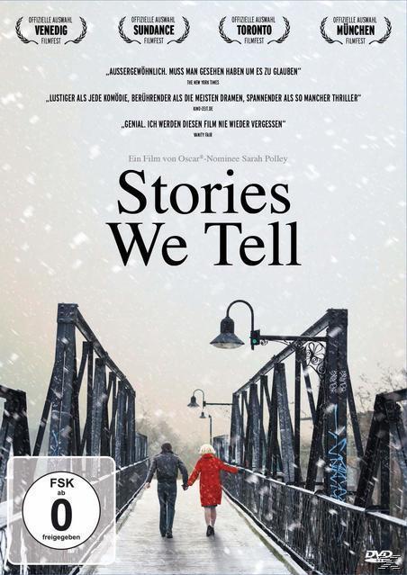 Stories We Tell OmU (DVD) für 15,96 Euro